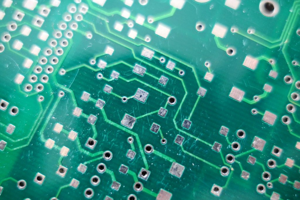 printed circuit board, ki, robot