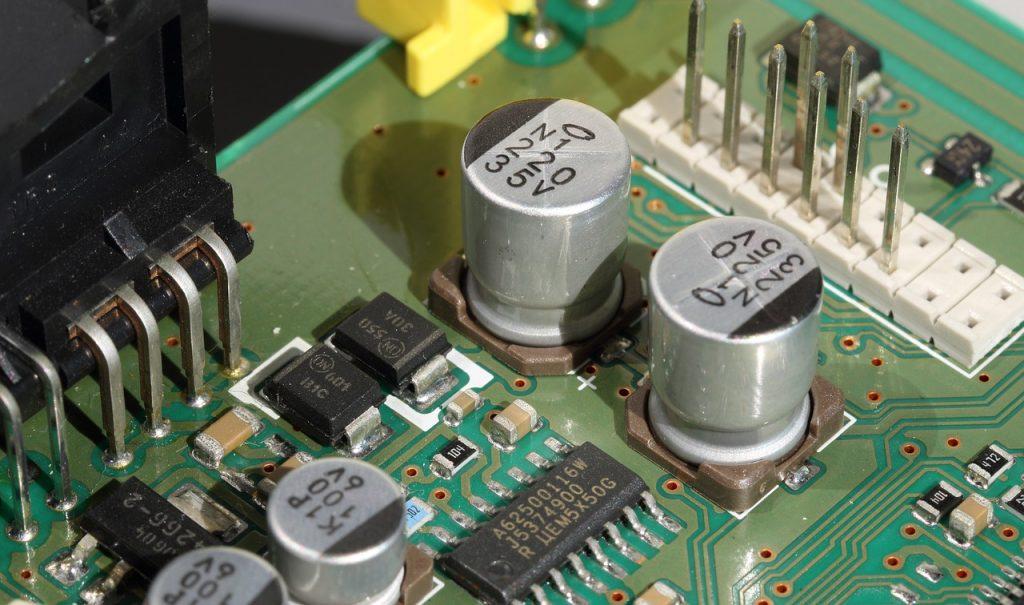 pcb, printed, circuit