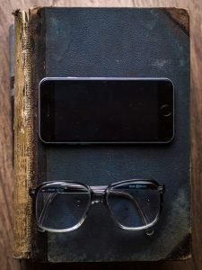 phone, screen, technology