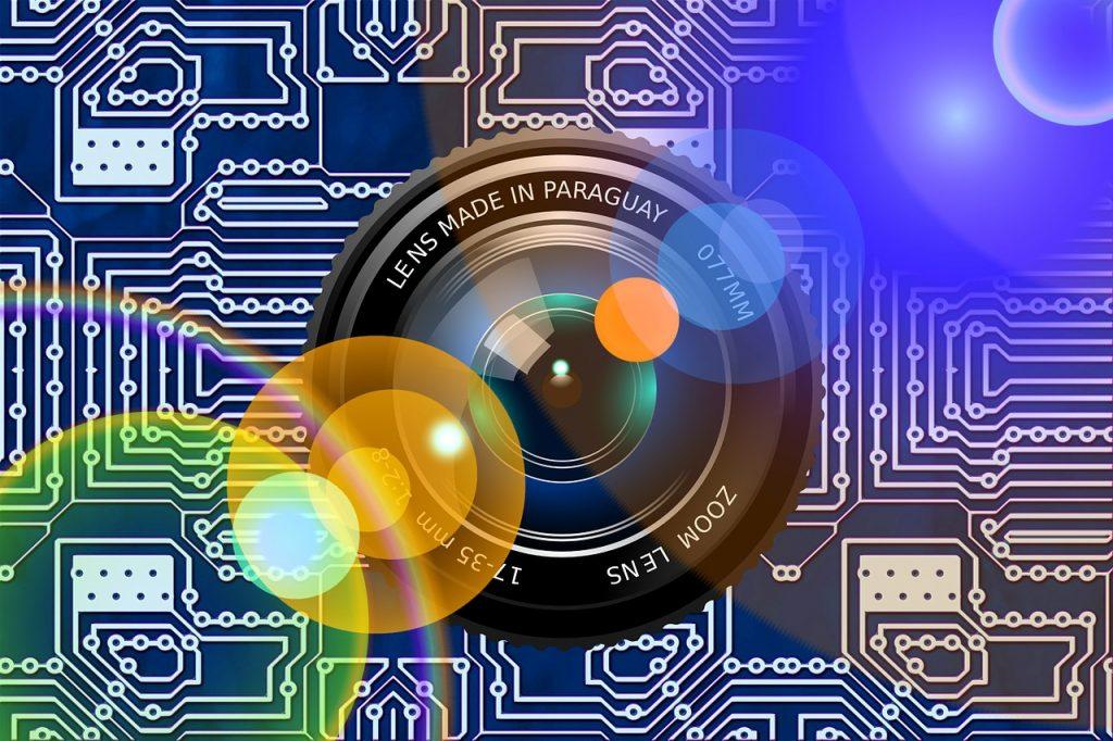 lens, recording, photography
